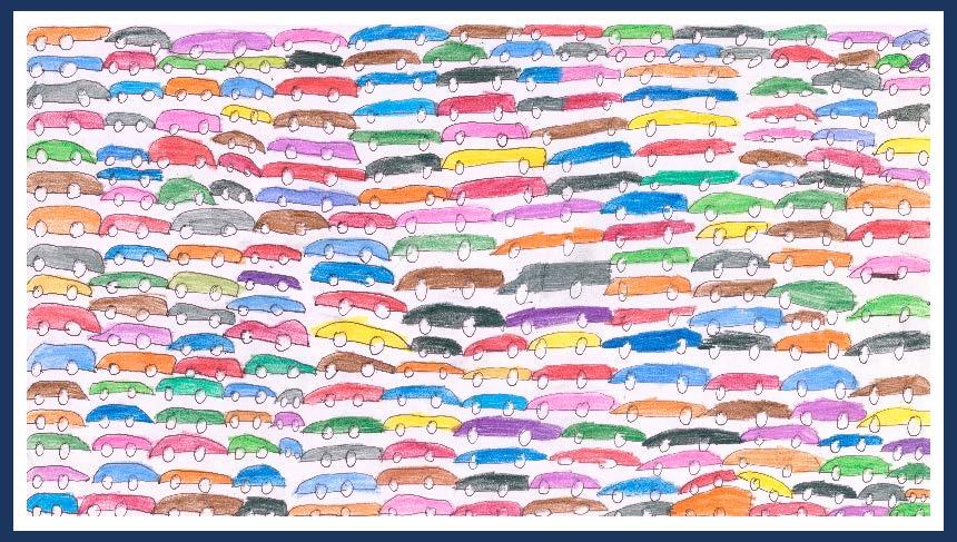 """""""Autos"""", Markus S. Institut Hartheim"""